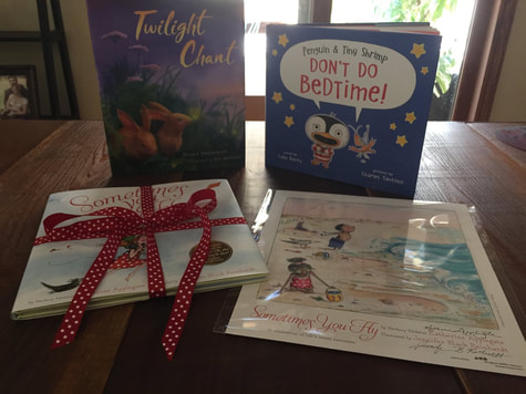 picture book giveaway winner
